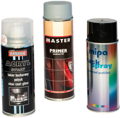 Omtalade Sprayfärg - Billackering.eu CX-68