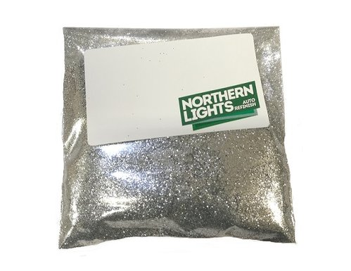 Northern Lights Metalflake -Silver
